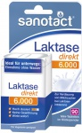 Sanotact Laktase 6.000 FCC Mini-Tabletten