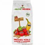 Freche Freunde Bio Freches Müsli Banane Erdbeere