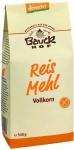 Bauckhof Bio Reis Mehl Vollkorn