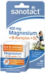 Sanotact Magnesium 400 B-Komplex + D3 Tabletten