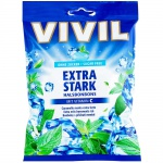 Vivil Halsbonbons Extra Stark mit Vitamin C ohne Zucker