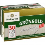 Bünting Grüngold Echter Ostfriesentee Beutel (1, 75g)