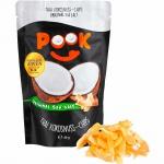 POOK Thai Kokosnuss Chips Original Sea Salt