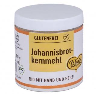 Werz Bio Johannisbrot Kernmehl
