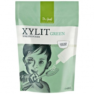 Dr. Groß Xylit green