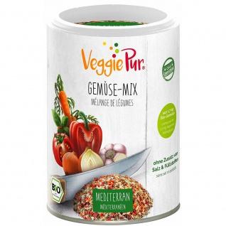 Veggie Pur Bio Gemüse-Mix MEDITERRAN