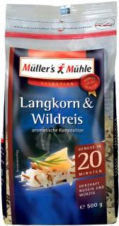 Müllers Mühle Langkorn & Wildreis