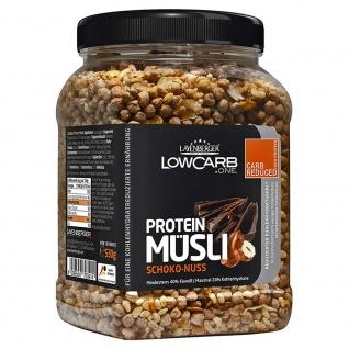 Layenberger Lowcarb Protein Müsli Schoko Nuss