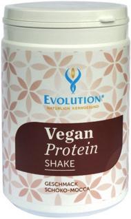 Evolution Vegan Protein Shake schoko-mocca