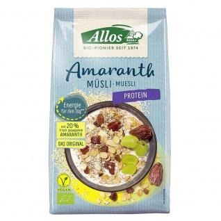 Allos Bio Müsli Amaranth Protein