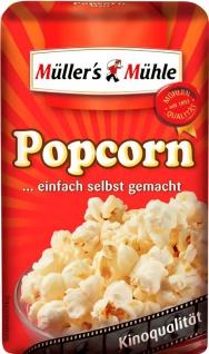 Müllers Mühle Popcorn Mais - Vorschau