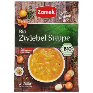 Zamek Bio Zwiebel Suppe
