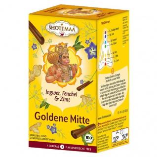 Shoti Maa Bio Goldene Mitte Tee Beutel