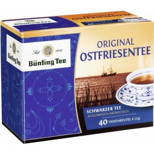 Bünting Original Ostfriesentee Beutel (1, 5g)
