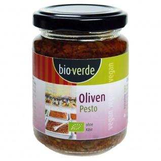 bio-verde Bio Oliven Pesto