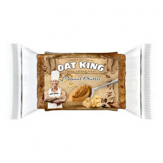 OAT KING Energy Bar Peanut Butter