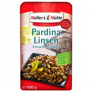 Müllers Mühle Pardina Linsen