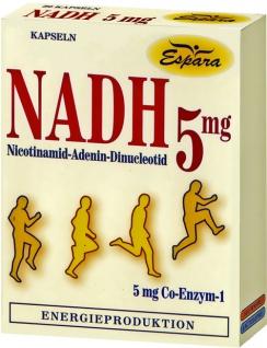 Espara NADH 5mg Kapseln