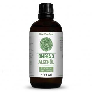 SinoPlaSan Omega-3 Algenöl