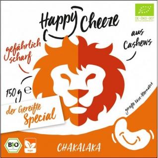 Happy Cheeze Der Gereifte Bio Chakalaka