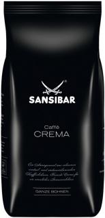 Sansibar Caffe Crema ganze Bohne