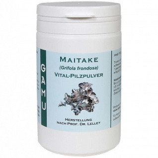 GAMU Maitake Bio Vital-Pilzpulver