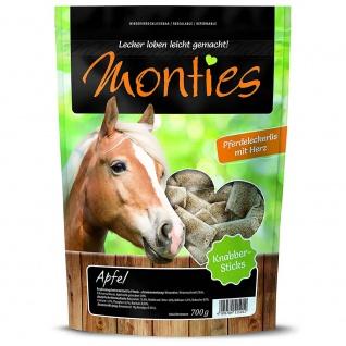 Monties Pferde-Snack Apfel