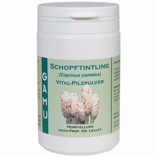 GAMU Schopftintling Bio Vital-Pilzpulver