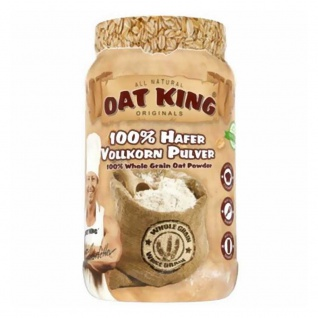 OAT KING 100% Hafer Vollkorn Pulver