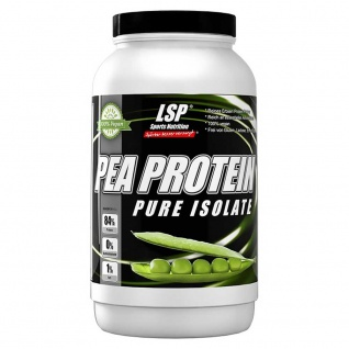 LSP PEA PRO Erbsenprotein Neutral