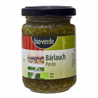 bio-verde Bio Bärlauch Pesto