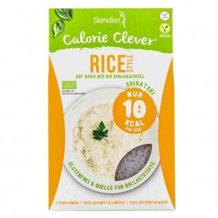 Slendier Bio Konjak Rice Style