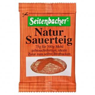 Seitenbacher Natur Sauerteig