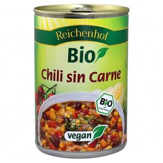 Reichenhof Bio Chili sin Carne