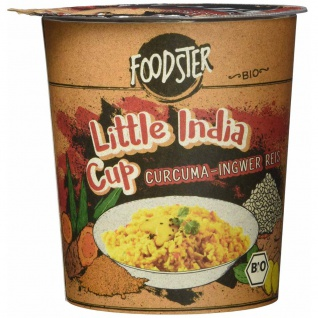 Foodster Bio Little India Cup