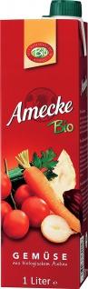 Amecke Bio Gemüse Saft