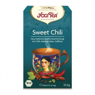 Yogi Tea Bio Sweet Chili Tee Beutel
