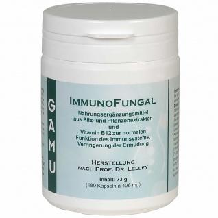 GAMU ImmunoFungal Kapseln