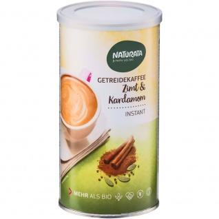 Naturata Bio Getreide Kaffee Zimt & Kardamom instant