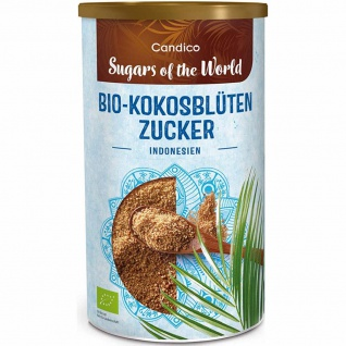 Candico Sugars of the World Bio Kokosblütenzucker