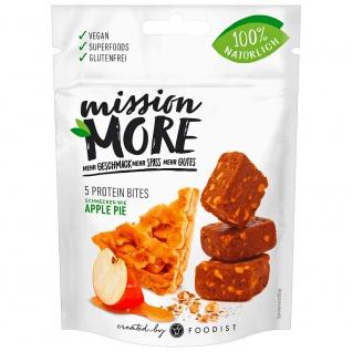 Mission More Protein Bites Apple Pie