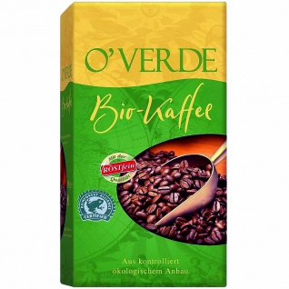 O'Verde Bio Kaffee gemahlen