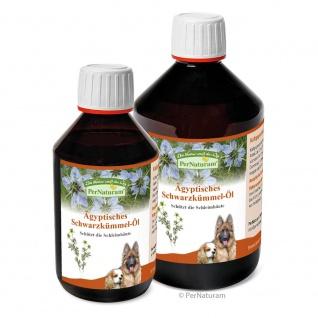 PerNaturam Schwarzkümmel-Öl Dog