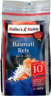 Müllers Mühle Basmati Reis