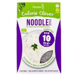 Slendier Bio Konjak Noodle Style