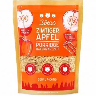 3Bears Porridge Zimtiger Apfel