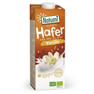 Natumi Bio Drink Hafer Vanille