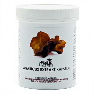 Hawlik Agaricus Extrakt Kapseln