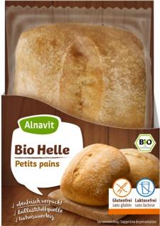 Alnavit Bio Helle Brötchen
