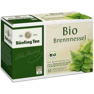 Bünting Bio Brennnessel Tee Beutel (2g)